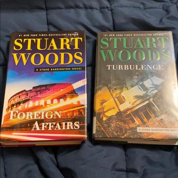 Stuart Wood Books 🔥🔥